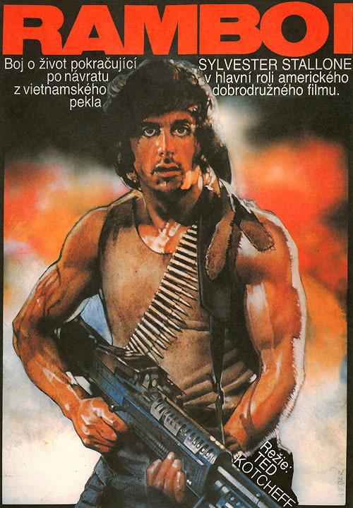 Rambo I: První krev