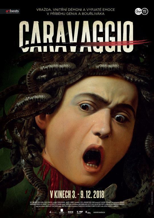 Caravaggio - Duše a krev