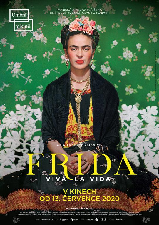 Frida – viva la vida